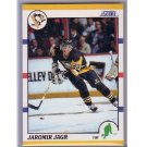 Jaromir Jagr RC 1990 Score Traded RC #70T Penguins Devils, Rangers