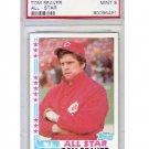 Tom Seaver 1982 Topps #346 All-Star PSA 9 Mint Reds, Mets HOF