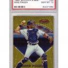 Mike Piazza PSA 10 HOF 1996 Bowman's Best #26 Gem Mint Dodgers, Mets, Padres