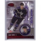Dustin Brown 2003-04 Pacific Invincible Ruby #112 RC #/850 Kings