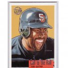 Tony Gwynn 1996 Fleer Ultra Call to the Hall Gold Medallion Edition #3 Padres