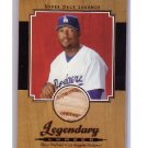 Gary Sheffield 2001 Upper Deck Legends Legendary Lumber Game Bat #L-GS Dodgers, Yankees