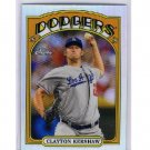 Clayton Kershaw 2013 Topps Chrome 1972 Topps Chrome	#72C-CK Dodgers