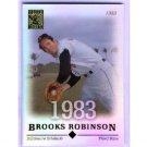 Brooks Robinson 2004 Topps Tribute #21 Orioles HOF