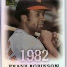 Frank Robinson 2004 Topps Tribute #80 Orioles HOF