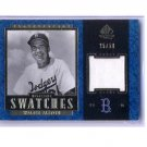 Walter Alston 2003 SP Legendary Cuts Historic Swatches Jersey #J-WA1 Dodgers #/50