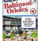 1971 Dell Baltimore Orioles Official MLB Stamp Album w/24 Player Stamps Palmer B Robinson F Robinson