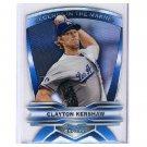 Clayton Kershaw 2012 Bowman Chrome Legends in the Making Die-cut #LIM-CK Dodgers