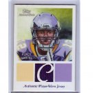 Percy Harvin RC 2009 Topps National Chicle Jersey #NCR-PH Seahawks, Vikings Bills