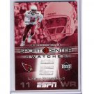Larry Fitzgerald 2005 UD ESPN Sports Center Swatches Jersey #SCS-LF Cardinals