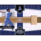 Frank White 2005 Donruss Champions Impressions Game-Used Bat #161 Royals