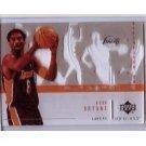 Kobe Bryant 2003 UD Glass AutoFocus (Sample) Lakers