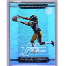 Emmanuel Sanders 2010 Topps Platinum #159 RC (Thick stock) Broncos, Steelers