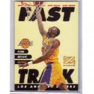 Kobe Bryant 1997-98 Z-Force Fast Track #2/FT Lakers