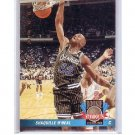 Shaquille O'Neal RC  1992-93 Upper Deck Rookie Standouts #RS15 RC Lakers, Magic Shaq