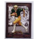 Joe Montana 2008 Press Pass Legends #75 49ers, Chiefs HOF #/999