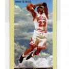 Michael Jordan 2009 Upper Deck Goodwin Champions Mini #114 Bulls