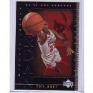 Michael Jordan 1999-00 Upper Deck NBA Legends #90 Bulls