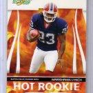 Marshawn Lynch RC 2007 Score Hot Rookie #HR-4 RC Seahawks, Bills