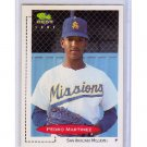Pedro Martinez 1991 Classic Best #355 Pre-RC Red Sox, Mets HOF