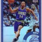 Ray Allen Refractor 2002-03 Topps Chrome Refractor #92 Sonics, Celtics, Heat