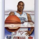 Dwight Howard RC 2004-05 Upper Deck Diamond Collection Pro Sigs #91 Rockets, Lakers, Magic