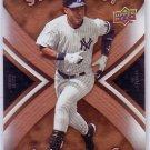 Derek Jeter 2008 Upper Deck Starquest Un-common #SQ-9 Yankees