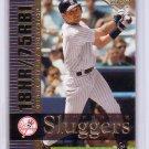 Derek Jeter 2003 Upper Deck Superior Sluggers #S8 Yankees