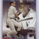 Derek Jeter 2005 Fleer Showcase #39 Yankees