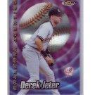 Derek Jeter 2000 Topps Finest Ballpark Bounties #BB17 Insert  Yankees