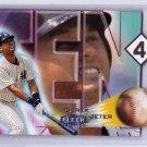 Derek Jeter 2000 Fleer Tradition Ten-4 #7 TF Yankees