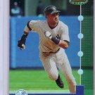 Derek Jeter 2005 Bowman's Best Green #30 Yankees #/899