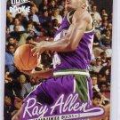 Ray Allen RC 1996-97 Fleer Ultra #60 RC Sonics, Celtics, Heat