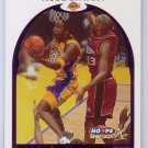 Kobe Bryant 1999-00 Skybox NBA Hoops Decade Hoopla #150 Lakers