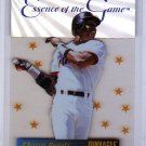 Barry Bonds 1996 Pinnacle Essence of the Game #18 Giants