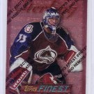 Patrick Roy 1995-96 Topps Finest #145 Canadiens Avalanche