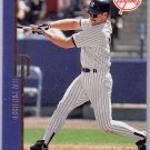 Wade Boggs 1996 Leaf Preferred Gold #67 Yankees, Red Sox HOF