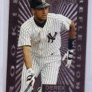 Derek Jeter 1997 Fleer Ultra Rookie Reflections #5  Yankees