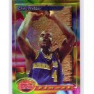Chris Webber RC 1993-94 Topps Finest #212 RC Bullets, Warriors, Pistons, 76ers