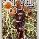 Anfernee Hardaway 1998-99 Fleer Tradition Electrifying #3 E Magic, Suns, Knicks