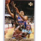 Grant Hill 1995-96 Upper Deck Electric Court #156 Magic, Suns, Pistons, Clippers