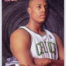 Paul Pierce RC 1998-99 Fleer Brilliants #110 Boston Celtics, Nets