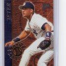 Derek Jeter 1997 Ultra Leather Shop #4 of 12 Yankees