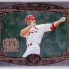 Mark McGwire 1998 Upper Deck Immaculate Perception #I-16 A's, Cardinals