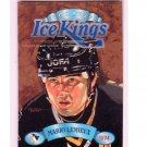 Mario Lemieux 1993-94 Donruss Ice Kings #7 Penguins HOF