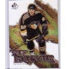 Mario Lemieux 2000-01 SP Authentic Honor Insert #SP6 Penguins HOF