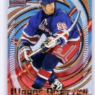 Wayne Gretzky 1997-98 Pacific Revolution #87 Kings, Rangers
