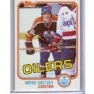 Wayne Gretzky 1981-82 Topps #16 Kings, Rangers
