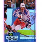 Wayne Gretzky 1999-00 Upper Deck Gretzky Performance for the Record McDonald's #10 Kings, Rangers
