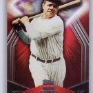 Babe Ruth  2011 Topps Target Red Diamond #RDT1 Yankees